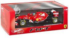 FERRARI F14T 2014 F1 FERNANDO ALONSO HOTWHEELS 1/18 #BLY67