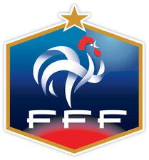 """French France Football Federation FFF sticker decal 4"""" x 4"""""""