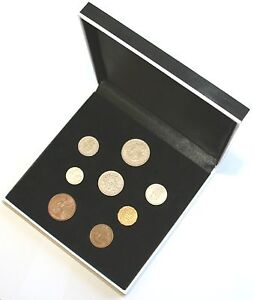 1962 Complete British Coin Birthday Year Set in a Quality Presentation Case