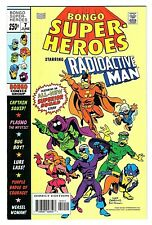 The Simpsons Radioactive Man #7 Bongo Super-Heroes  (June, 2003) VF