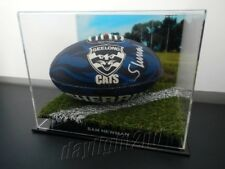 ✺Signed✺ SAM NEWMAN Geelong Cats Football PROOF COA 2018 Guernsey