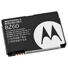 Motorola Batteria originale BZ60 per V3XX V6 MAXX 900mAh Pila Litio Nuova Bulk