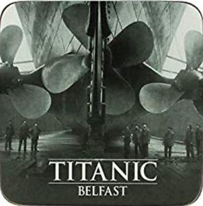 Titanic Propellers Collectors Coaster (sg)