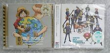 ONE PIECE ONE WORLD Not For Sale CD Break Into The Light New 2 Set F/S From JPN