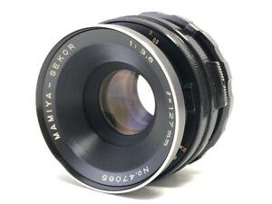 EXC Mamiya Sekor 127mm F3.8 Medium Format Lens RB67 S SD from Japan #11905