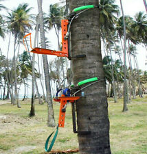 'NEW ADVANCE' COCONUT TREE CLIMBER (sitting type, manually operated)