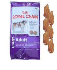 15kg Royal Canin Giant Adult + 6 x Kaninchenohren