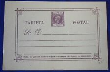 Mayfairstamps Philippines 1899 2c Mint Postal Stationery Card wwg10885