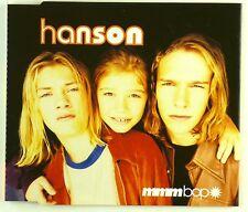 CD Maxi-Hanson-Mmm Bop-a4178
