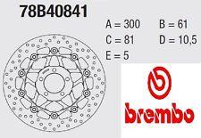 Coppia Dischi Freno BREMBO Serie Oro  Kawasaki 750 Z 750 S 05 > 06