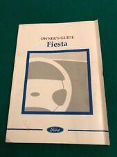 manuals handbooks ford 1997 car owner operator manuals ebay rh ebay co uk 2004 Ford Mondeo 1998 Ford Mondeo