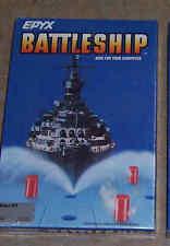 Battleship Atari ST By EPYX