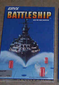 BATTLESHIP Atari ST By EPYX
