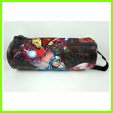 Marvel The Avengers Iron Man Stationery Cosmetic Storage Pencil Case Make-up Bag