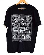 Loot Crate Ninja Turtles T Shirt Size M