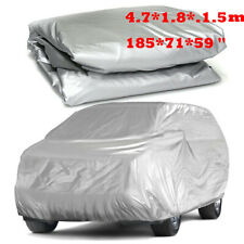 WaterProof Full Cover In Outdoor Dust UV Ray Rain Snow For Small Car USA Stock