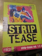 coffret 3 dvd strip tease