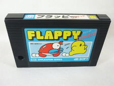 MSX FLAPPY LIMITED Cartridge Import Japan Video Game 0045 msx cart