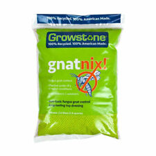 Growstone Gnat Nix Fungus Control 100% Recycled Glass 2 Liter Bag