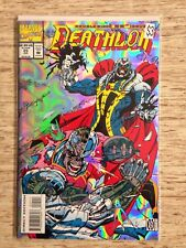 Deathlok Double Sized 25th Issue July 25 Comic Book