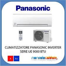 CLIMATIZZATORE CONDIZIONATORE PANASONIC SERIE UE INVERTER 9000 Btu classe A+