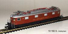 Hobbytrain 10182S - E-Lok Ae 6/8 BLS 8-achsig braun 206 2 Pantos, Ep.II Sound