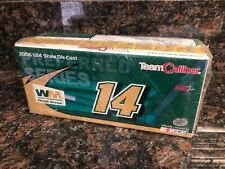 2006 NASCAR 1/24 Diecast Waste Management #14 Sterling Marlin Team Caliber