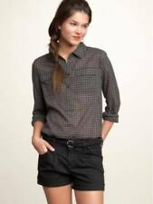 Plaids & Checks Blouses for Women with Buttons