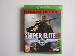 Sniper Elite 4 on Xbox One in VERY GOOD Condition