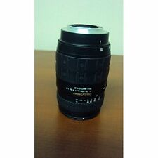 Quantaray Af Ld 70-300MM 1:4-5.6 Tele-Macro 1:2 Nikon Mount  501109 Very Good 5E