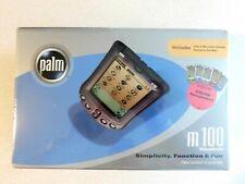 New Sealed Palm One m100 Handheld PalmOne Pda Palm Pilot Organizer
