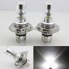 1Pcs H4 45W LED Lámpara Luz Niebla 2500LM Coche Bulbo Motocicleta Bombilla Hihjm