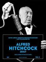 Master of Suspense Mediabook ALFRED HITCHCOCK ZEIGT - TEIL 2 - 3 DVD Box Edition