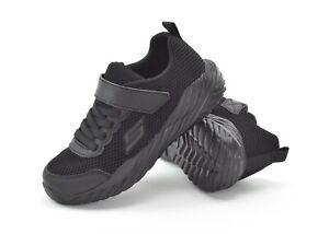 Skechers Nitro Sprint-Krodon - Black 400083L/BBK - Older Boys Slip-on Trainers