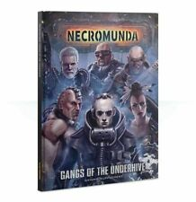 Necromunda Gangs of The Underhive - Warhammer 40k - Brand New!