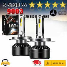 H4 9003 LED Headlight Bulbs Set for Honda Ridgeline 2006-2014 Odyssey 1995-2004