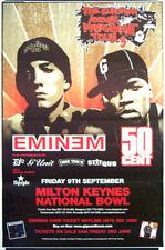 RIESEN Poster  EMINEM & 50 Cent   ca1x1,5m  NEU  XL801