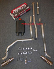 13 - 15 Toyota Tacoma Cat-back Dual Exhaust Side Exit - w/ Flowmaster Super 44