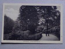 ET1135) CPA ALLEMAGNE DEUTSCHLAND GERMANY BOCHUM Stadtparkpartie