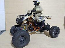 Redcat 4 Wheeler Project 1/10 Scale RC Rock Crawler 4 Wheel Steer Traxxas Axial