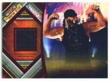 """HULK HOGAN """"MEMORABILIA CARD /25"""" TNA NEW ERA 2010"""