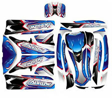 GO KART ARROW X3 FULL STICKER SET A NEW GENUINE FACTORY LOGO KIT P/No. KST05
