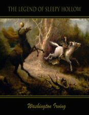 THE LEGEND OF SLEEPY HOLLOW by Washington Irving - Audiobook on 2 CDs