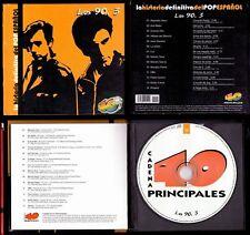 POP ESPAÑOL 90.3- SPAIN LIBRO CD - HEROES / DUNCAN DHU