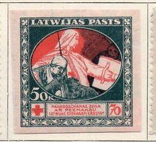 Latvia 1920 Early Issue Fine Mint Hinged 50k. 055088
