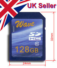 Big Old Size Full Capacity Wave 128GB SD Card (32x24mm)  74/29 MB/s R/W