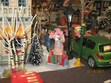 "TRAIN GARDEN VILLAGE HOUSE "" NEXT on my LIST SHOPPING "" + DEPT 56/LEMAX info"