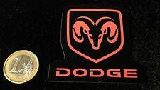 Dodge RAM Logo Magnet Emblem big ca 6,5cm breit und hoch