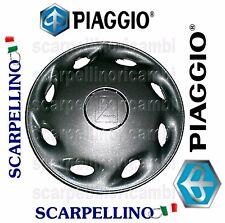 """COPRIRUOTA - BORCHIA DA 12"""" PIAGGIO PORTER 1000 1200 1300 1400 -HUBCAP- B000992"""