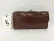 Hobo Bags Genuine Leather Woodlands Lauren Clutch Wallet Coin Purse Retail $138
